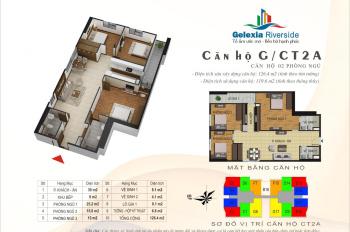 Mở bán đợt cuối căn hộ chung cư Gelexia Tam Trinh - trực tiếp chủ đầu tư
