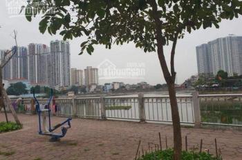 Nhà mặt phố giá trong ngõ. Bán nhà view mặt hồ Hạ Đình, Thanh Xuân, DT 40m2x2T, giá 5 tỷ 7