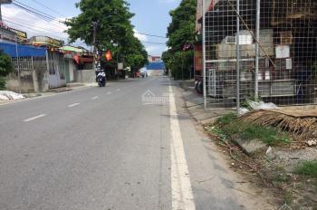 Bán đất đất mặt đường 208 đoạn kinh doanh sầm uất, Lê Lợi, An Dương, Hải Phòng