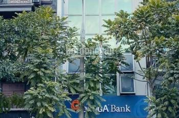 Cho thuê toà nhà 6 tầng 98 Hai Bà Trưng, mặt tiền rộng, ngay trung tâm, có thang máy