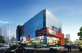 Cho thuê mặt bằng tòa nhà Mac Plaza ngay Trần Phú, Mỗ Lao