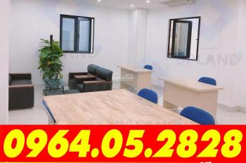 Giảm ngay 25% duy nhất thuê văn phòng 35m2 - 55m2 tại khu vực Quận Cầu Giấy, tòa mới, VT Đẹp