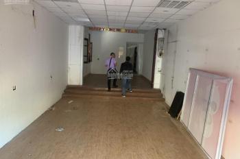 Mình cần cho thuê nhà đường Vương Thừa Vũ, nhà mặt ngõ oto vào thoải mái, thông sàn tầng 1, MT 4m