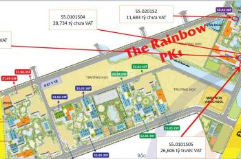 Bán shophouse Vinhomes Grand Park Quận 9, giá và chính sách chủ đầu tư, LH Bình An: 0903739922