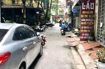 Nhà đẹp phố Nguyễn Chí Thanh, Đống Đa 40m2, 7,5 tỷ