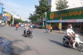Bán nhà mặt tiền đường lớn X1 sát chợ Thông Dụng phường An Phú, TP Thuận An, Bình Dương