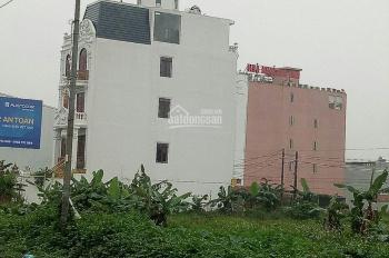 Chỉ bán đất giá rẻ - Bán đất mặt đường Máng Nước khu Bãi Huyện Vân Tra, 2 mặt đường