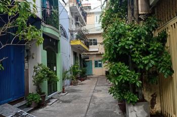 Bán nhà phố trong hẻm Trần Quang Diệu, Q3, 100 m2 (5m x 20m), 15 tỷ đồng