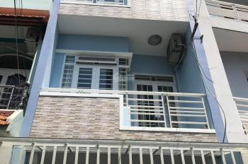 Cho thuê nhà HXH 5m đường Lê Văn Thọ, gần công viên Làng Hoa nhà hàng Seven, P. 9, Gò Vấp