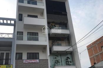 Cho thuê tòa nhà 6 tấm đường Thạch Lam, P. Hiệp Tân, Q. Tân Phú
