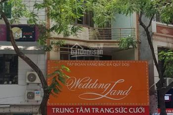Cho thuê nhà 60m2 x 4 tầng, mặt phố Trần Đại Nghĩa, MT 6.5m khu đông dân, SV