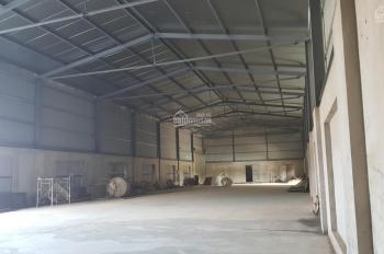 Cho thuê xưởng mới 1400m2 Hải An - LH 0976.806.408