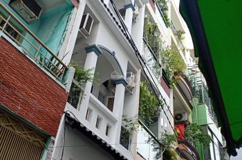 Bán nhà phố trong hẻm Phạm Ngũ Lão Q1, 58.5m2 (3.9m x 15m), 3 tầng, 11,6 tỷ đồng