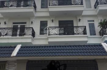 Ch0 thuê nhà nguyên căn hẻm 8m đường Phan Huy Ích gần ngã 4 Quang Trung, P14, Q Gò Vấp