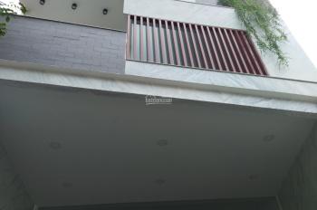 Cho thuê tòa nhà nguyên căn mới 100%, DT 5.2x34m tại Nguyễn Xí, Q. Bình Thạnh
