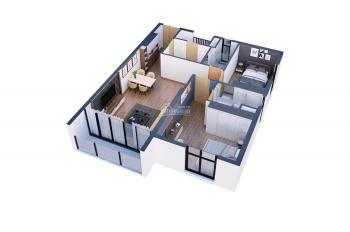 CC bán cắt lỗ gấp 3 căn 06B 79m2 - 04B 105m2 - 01B - 119m2 chung cư E2 Yên Hòa. Giá cho nhà đầu tư