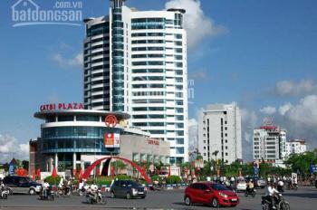 Cho thuê nhà mặt phố Lê Hồng Phong, MT: 20m, DT: 600m2, phù hợp mọi ngành nghề - 0936 658 669