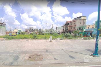 Tính xây ở, giờ cần bán đất MT Kênh Tân Hoá, P. Tân Thới Hoà, Q. Tân Phú. 100m2 LH 0703680093