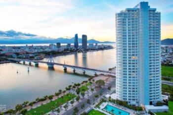 Cho thuê căn hộ Azura Đà Nẵng, 2PN đủ nội thất, 100% view sông Hàn, cạnh Vincom