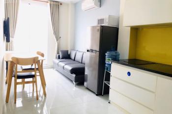 Cho thuê phòng cao cấp cạnh sân bay Tân Sơn Nhất DT 45m2 full nội thất. Giá 8.5tr/tháng