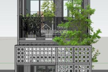 Cho thuê nhà mới phường Tân Quy Q7, nhà mới 100% full nội thất, 4mx15m, 18tr/tháng, LH 0909.40.2018