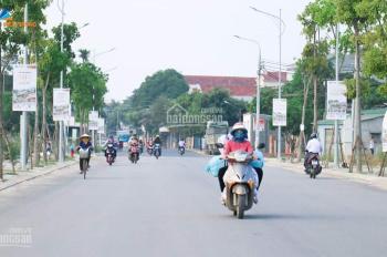 Bán 100m2 hướng đông nam đất mặt tiền Nguyễn Công Phương Quảng ngãi giá chỉ 760 triệu nhận sổ ngay
