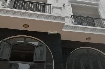 3 căn nhà mới 4 lầu hẻm xe hơi Nguyễn Văn Đậu, Bình Thạnh, HCM khu văn minh trí thức