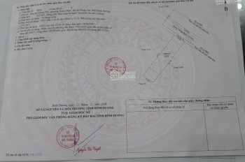 Cần bán đất mặt tiền đường Hưng Định 11, Phường Hưng Định, TP Thuận An, BD
