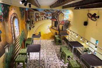 Sang nhượng cửa hàng trà chanh mặt phố Bà Triệu, 40m2, MT 4,5m, giá: 42tr/th. LH Long: 0378513333