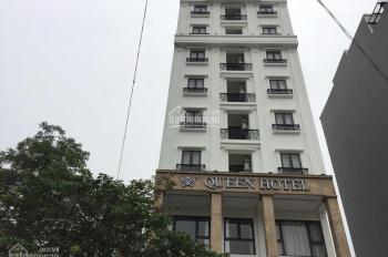 Cần bán gấp nhà MT Nguyễn Cửu Vân Q. Bình Thạnh giáp Q1 DT 6.5x25m trệt 7 lầu HĐT 120tr giá 32.5 tỷ