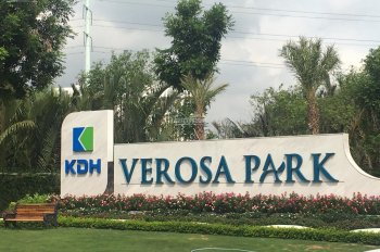 Bán biệt thự quận 9, đường Liên Phường, Võ Chí Công, dự án Verosa Park Quận 9