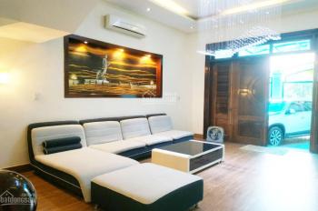 Cho thuê nhà nguyên căn Nguyễn Văn Hưởng 5m x 24m 3 lầu gỗ cao cấp, 6PN 5WC. Giá 40tr
