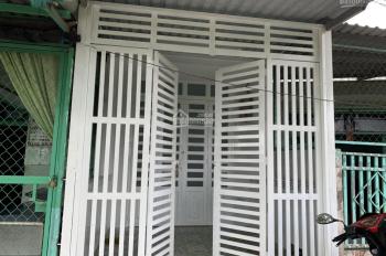 Bán nhà 1 trệt 1 lầu DT 2.7 x 17(46m)số nhà huyện bộ thuế Ấp 4 xã Đa Phước, Bình Chánh giá 1 ty