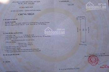 Bán đất Vân Tra, An Đồng, An Dương Hải Phòng LH giá 7,5 triệu/m2
