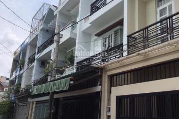 Bán nhà đường Đỗ Thúc Tịnh hẻm xe hơi 5m cách Quang Trung 150m, DT 4,2*12m, 1 trệt 3 lầu