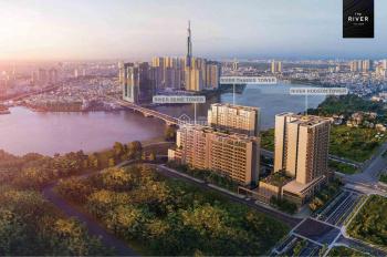The River Thủ Thiêm - Pháp lý và giá - Mở bán đợt 1 - T5/2020