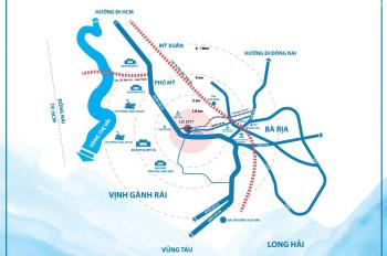 Mở bán đất nền nội bộ hot nhất trung tâm Phú Mỹ, giá siêu rẻ 11tr/ 1 nền