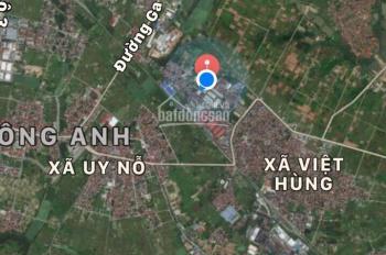 Bán mảnh đất đẹp Tập thể kho Thiết Bị, xã Uy Nỗ, huyện Đông Anh, thành phố Hà Nội