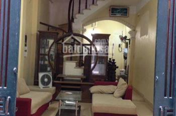 Cho thuê nhà mặt ngõ 168 Hào Nam, diện tích 50m2 x 5 tầng, ngõ ô tô qua lại, giá 16 tr/tháng