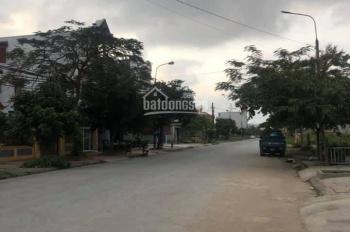 Bán đất mặt đường chung cư Hoàng Mai, Đồng Thái, An Dương, giá 1 tỷ 850tr