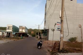 Đất nền sổ đỏ ngay khu TĐC Nhơn Hội, giá chỉ 850tr/lô 75m2, sổ đỏ sang tên. LH 0938383279 Ms Hương