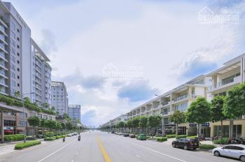 Bán gấp nhà phố thương mại Nguyễn Cơ Thạch khu đô thị Sala, DT 7x24m, 1 hầm, 4 lầu. LH 0973317779