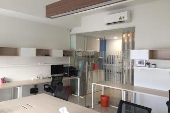 Cho thuê officetel làm văn phòng full nội thất cao cấp DT 50m2 giá thuê 14 tr/th, LH 0908268880