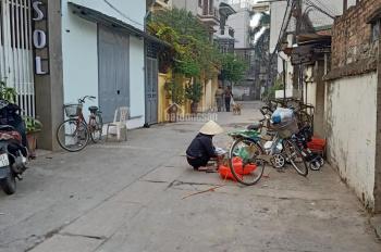Bán nhà ngõ 279 Đội Cấn, Ba Đình, Hà Nội DT 109m2. LH 0975048799