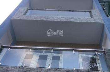 Cho thuê nhà hẻm 8m đường Lê Văn Sỹ, nhà mới 1 trệt 3 lầu, thương lượng giá tốt cho khách