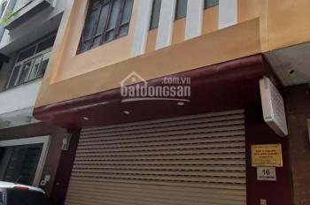 Cho thuê nhà ngõ ô tô tại Chùa Láng. DT: 70 m2 * 5 tầng, MT: 6 m, LH: 0963566818