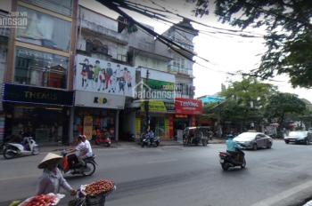 Bán nhà mặt phố Thái Thịnh, Đống Đa, cho thuê 100tr/th, 120m2x7T, mặt tiền 7m, giá chỉ 31.5 tỷ
