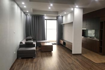 Cho thuê văn phòng chung cư Việt Đức Complex 95m2, 3 PN, điều hòa rèm, giá 13 tr/th - 0903481587