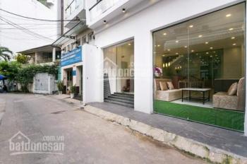 Góc 286 Trường Sa, P2, Q. Phú Nhuận, DT 6x25m, 1 trệt 4 Lầu. Giá 150tr/tháng