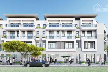 Bán nhà liền kề 4 tầng DT 132m2, MT 6, đường 13m tại khu Lan Viên, Đặng Xá, Gia Lâm